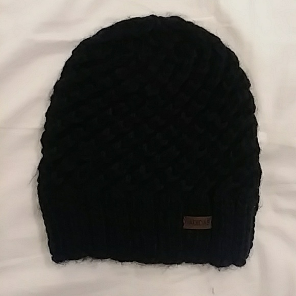 Adidas Climawarm Accessories - Adidas Climawarm Black Knitted Beanie Hat 53041f298970